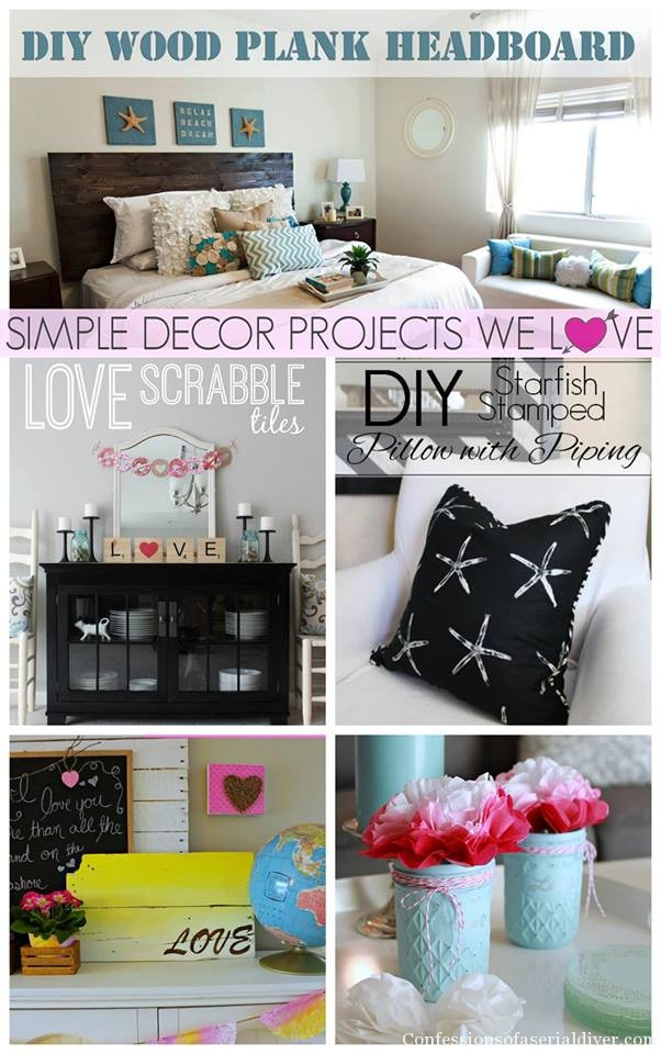 Get Your DIY on February Collage