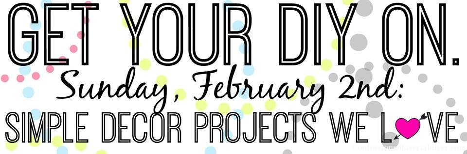 Get Your DIY on February