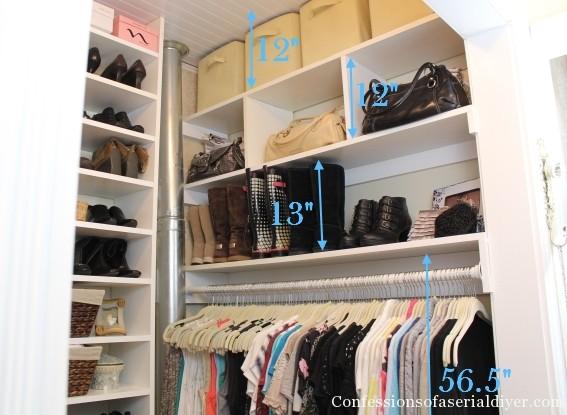 How a Girl Built her Closet 10 1