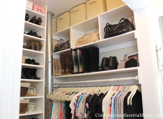 How a Girl Built her Closet 10