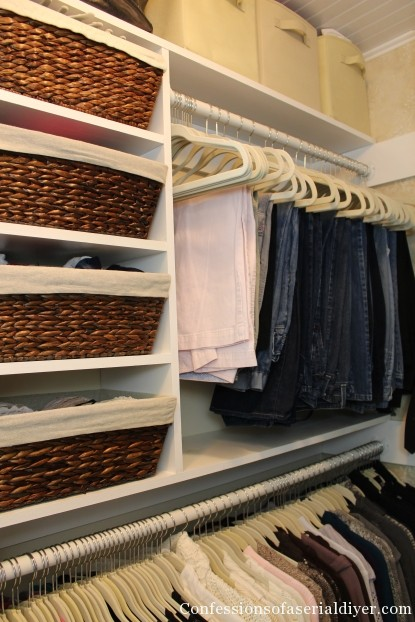 How a Girl Built her Closet 2
