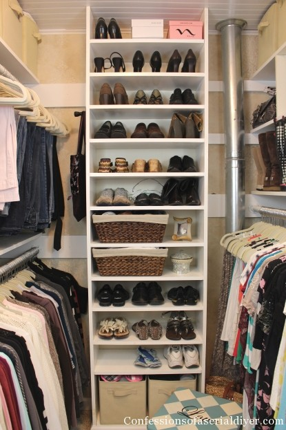 How to Bulld a closet