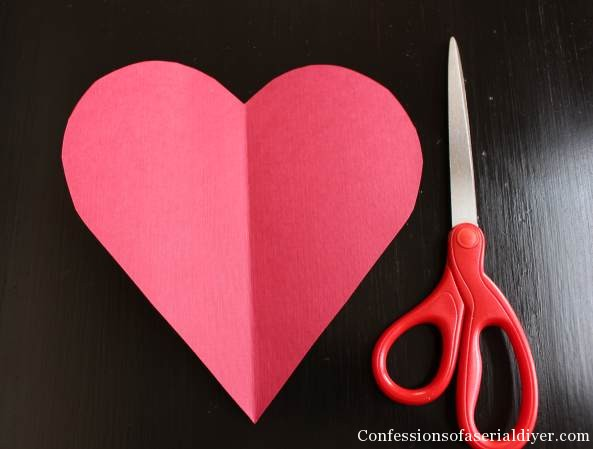 Quilled Paper Heart 2
