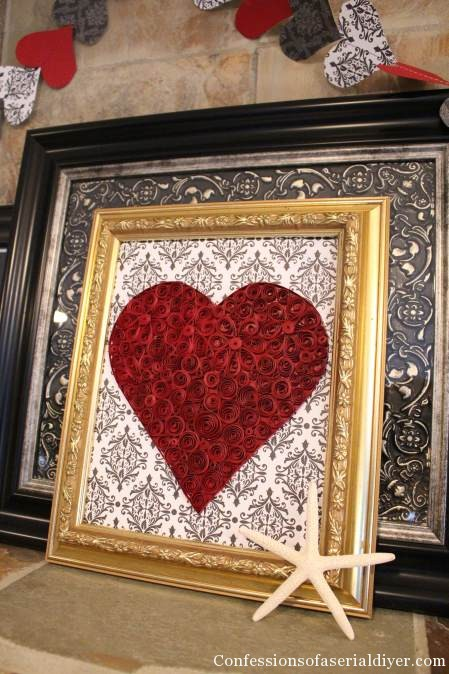 Easy DIY Valentine's Day Decor (For less than $2 ...