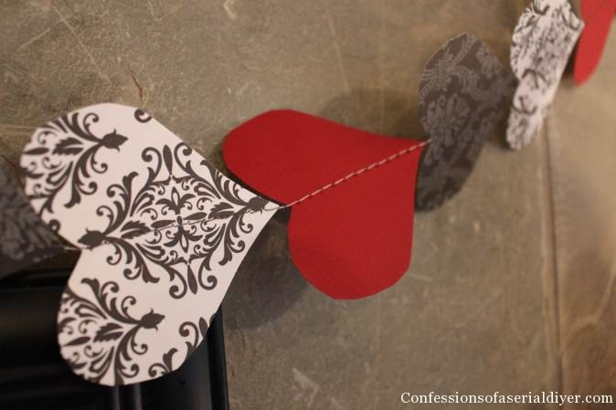 Quilled Paper Heart 9