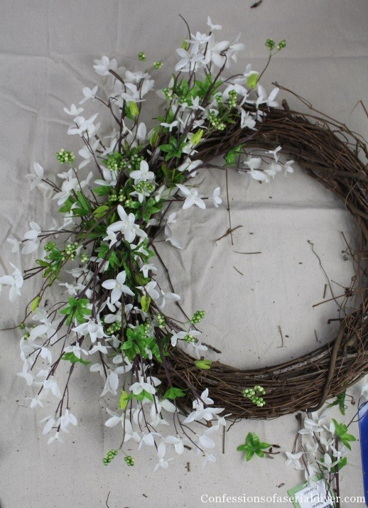 Simple Spring Wreath 10