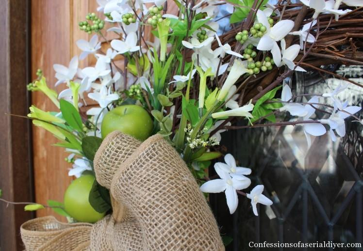 Simple Spring Wreath 18