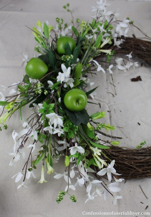 Simple Spring Wreath 8