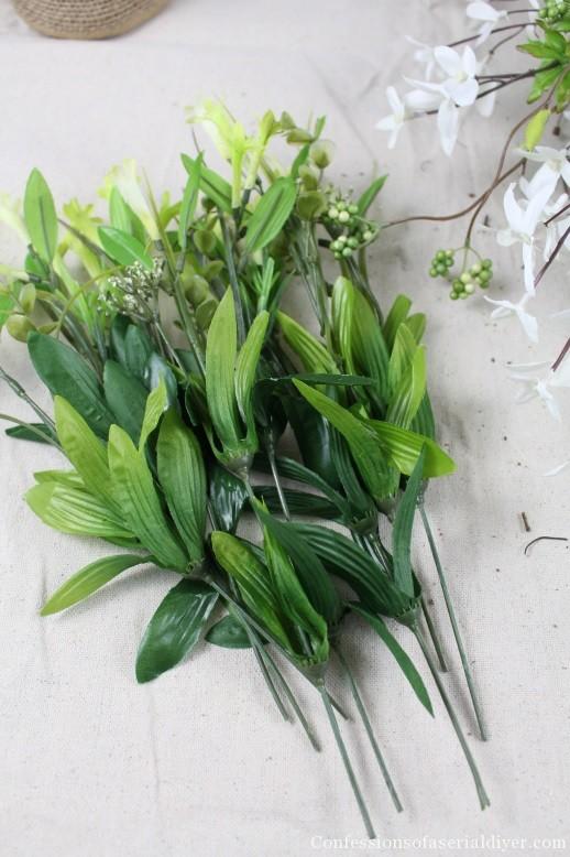 Simple Spring Wreath 9