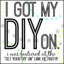 Get Your DIY on Feature Button 130