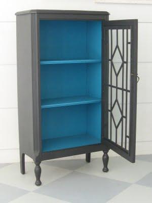 Furniture Redo via Lovely etc