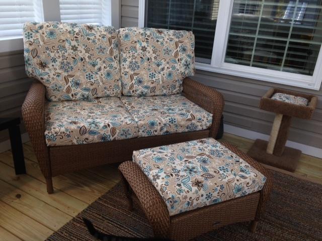 Judith's cushions