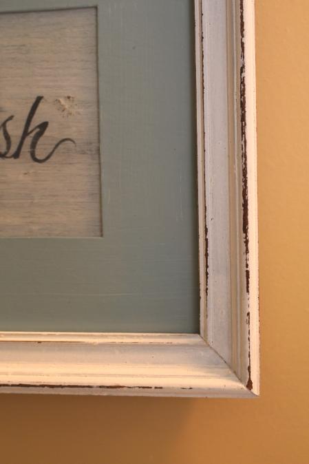 Wash, Brush, Floss DIY Bathroom Art 16