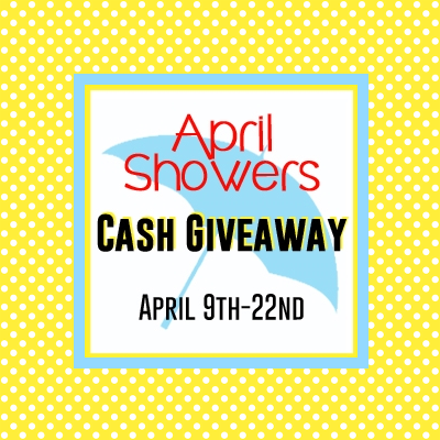 April Showers Giveaway 1