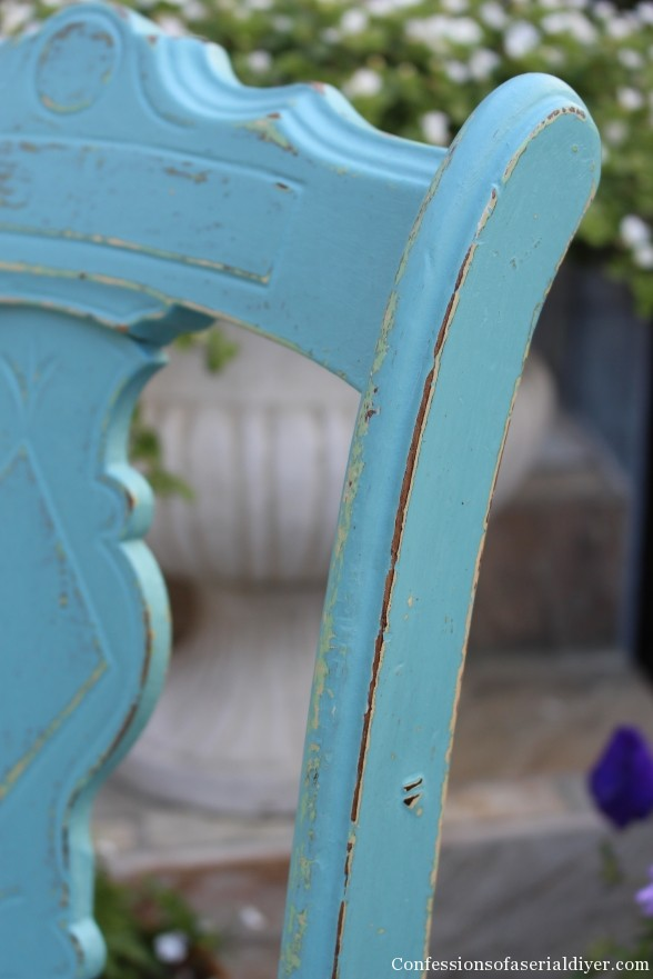 Chair Makeover in ASCP Provence 7