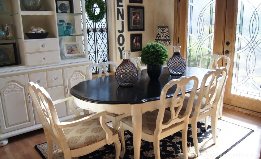 Field trip friday with christy from confessions of a for How to redo dining room chairs