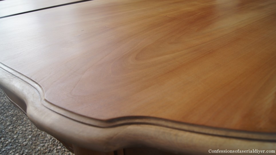 Removing Stain without Sanding