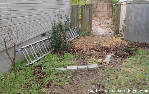 Side-yard-before