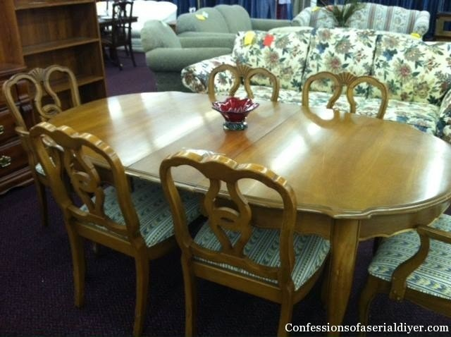 How to paint over varnished wood furniture without sanding