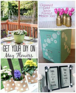 Get Your DIY On: May Flowers