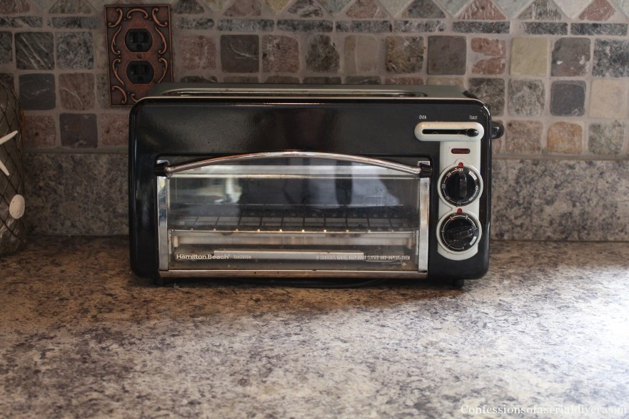 Not Your Mom's Toaster Oven cover 25