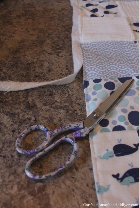 Receiving Blanket Quilt 21