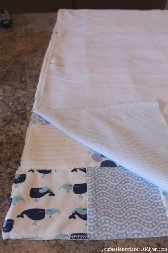 Receiving Blanket Quilt 23