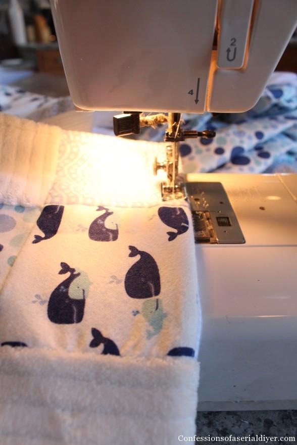 Receiving Blanket Quilt 27