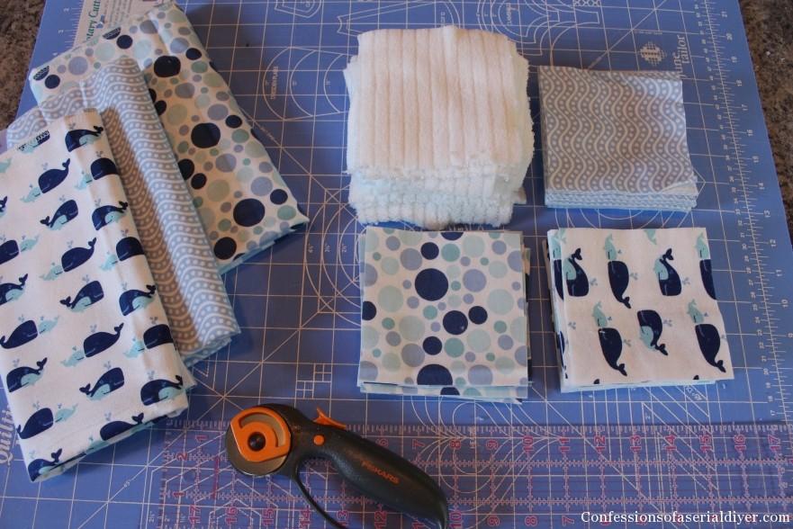 Receiving Blanket Quilt 5