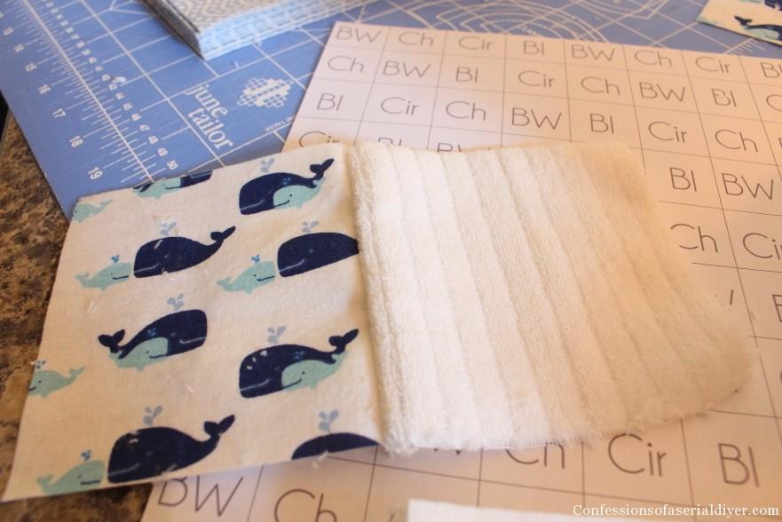 Receiving Blanket Quilt 6