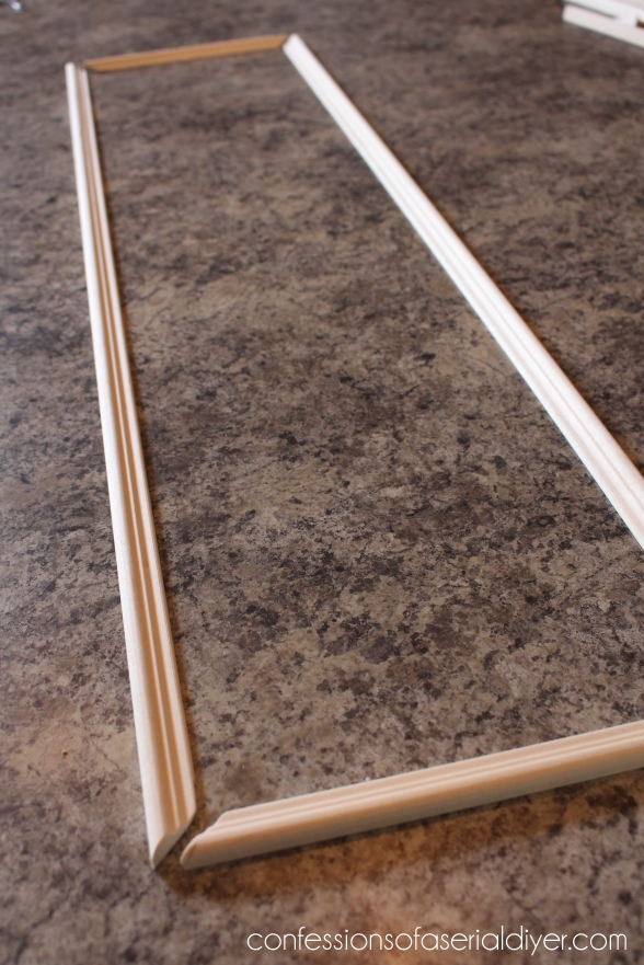 Diy Glass Front Cabinet Doors