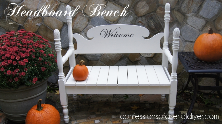 How to Build a Headboard Bench