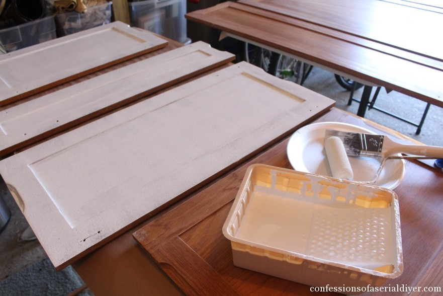 How to Paint Kitchen Cabinets 19