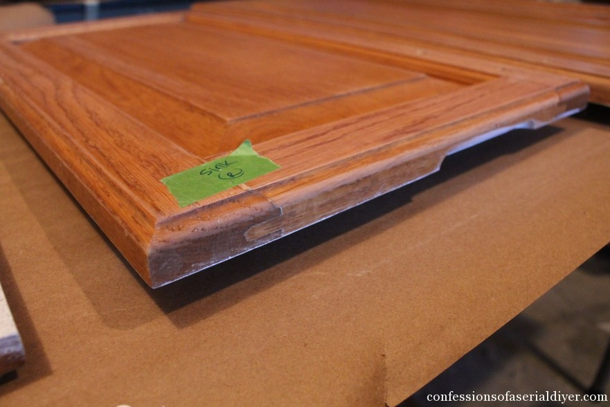 Can You Paint Latex Enamel Over Latex Satin Kitchen Cabinets