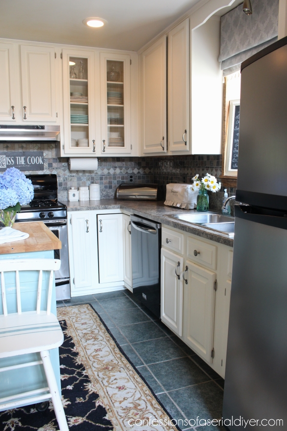 Kitchen Makeover | Confessions of a Serial Do-it-Yourselfer