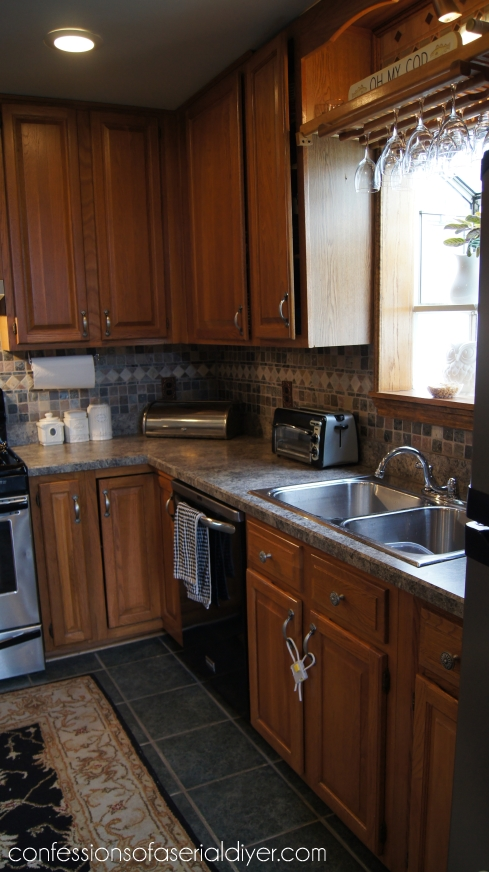 Kitchen Cabinets Jamaica kitchen makeover | confessions of a serial do-it-yourselfer