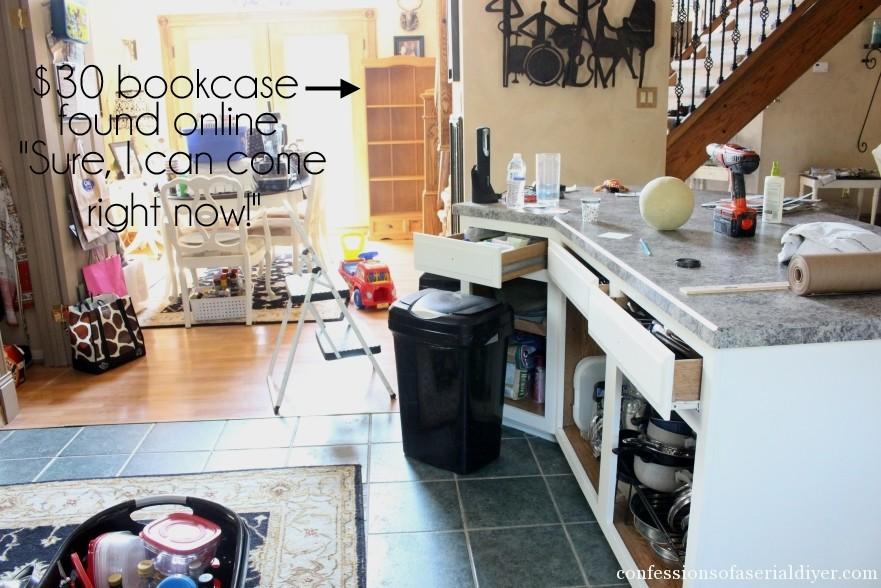 Painting Kitchen 15 2