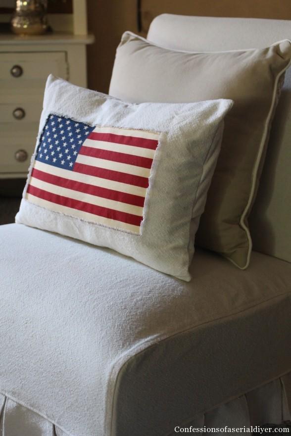 Patriotic Pillow 13