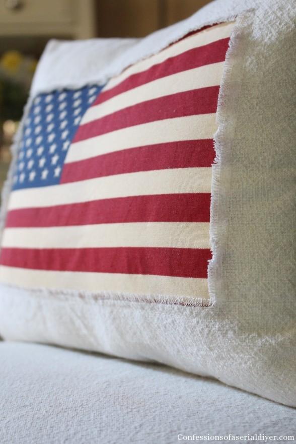 Patriotic Pillow 19