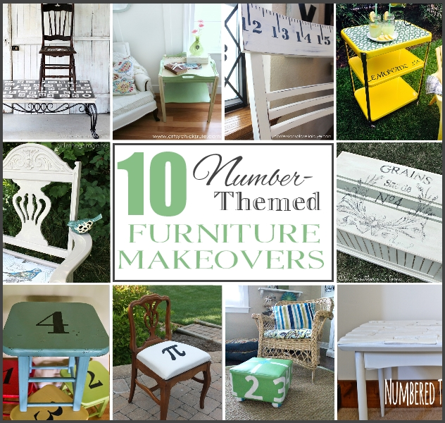 10 Fun Furniture-Themed Makeovers