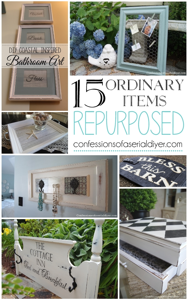 Repurposing everyday items