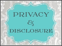 Privacy and Disclosure