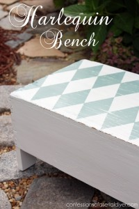George's Bench gets a Makeover