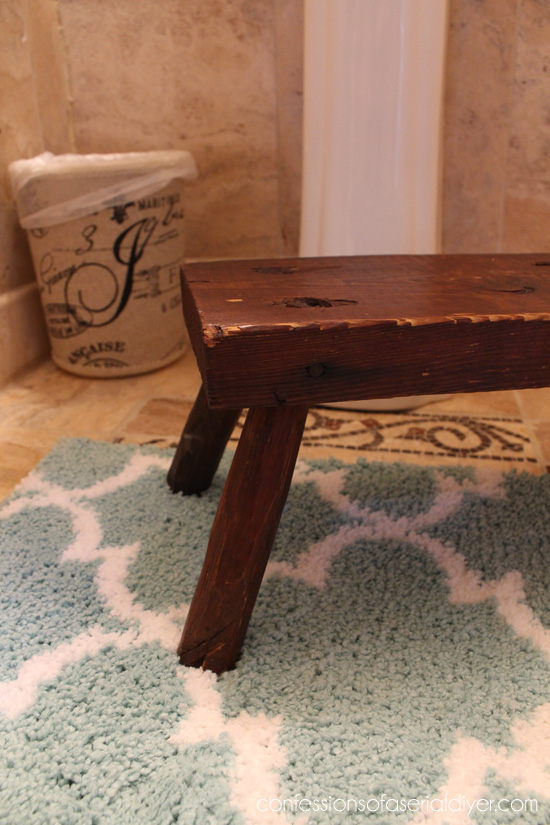 Thrifty Finds Step stool