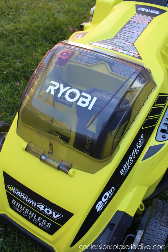 RYOBI-Battery-Powered-Mower-6