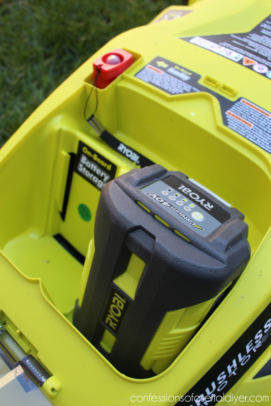 RYOBI-Battery-Powered-Mower-7