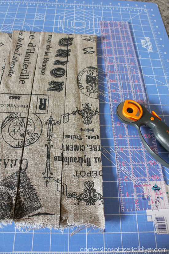How to make double welting for upholstery