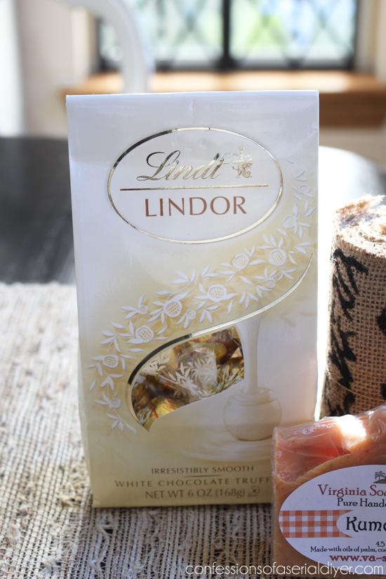 Lindt Lindor truffles
