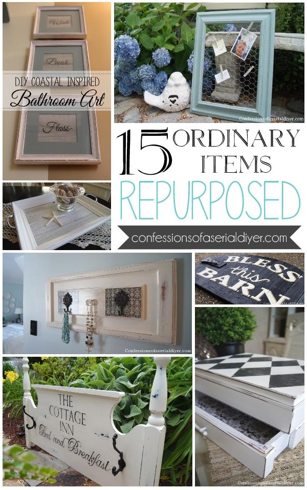 Repurposing ordinary items