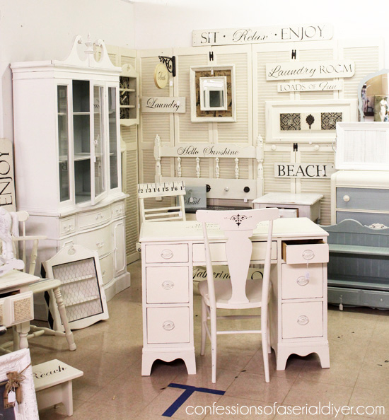 My Booth Space {Virginia Beach Antique Mall} - My Booth {Virginia Beach Antique Mall}